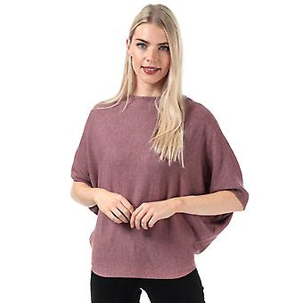 Women's Jacqueline de Yong New Behave Batwing Jumper in Pink