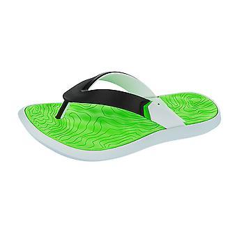 Rider R1 Plus II Mens Flip Flops / Sandals - Lime Green