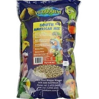 Etelä-Amerikan Mix 2Kg Vetafarm