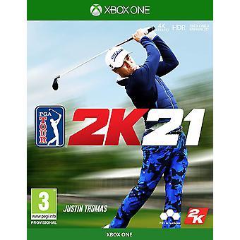 PGA Tour 2K21 Xbox One Game