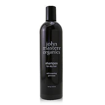 Shampoo for dry hair with evening primrose 253911 473ml/16oz