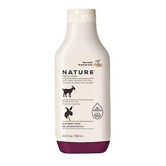 Canus Goats Milk Goats Milk Body Wash, Shea Butter 16.9 Oz