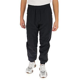 Moncler Grenoble 2a6005399d999 Men's Black Polyester Joggers
