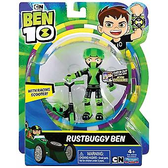 Ben 10 action figures - rustbuggy ben for ages 4+
