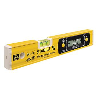 Stabila 80A-E-30cm Electronic Level 17323 STB80AE30