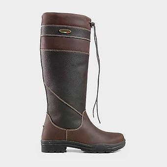 New Brogini Women's Warwick Pull On Country Boot Brown