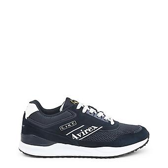 Avirex av01m50622 ανδρικά δερμάτινα αθλητικά παπούτσια
