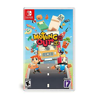 Moving Out Nintendo Switch Game (#)