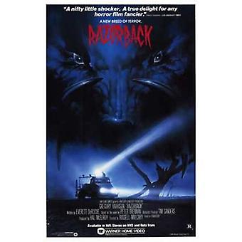 Razorback Movie Poster (11 x 17)