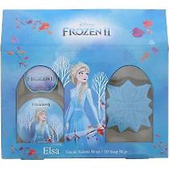Disney congelato Elsa regalo Set 50ml EDT - 3D Sapone 50g