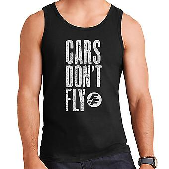 Fast and Furious Cars Dont Fly Men's Vest