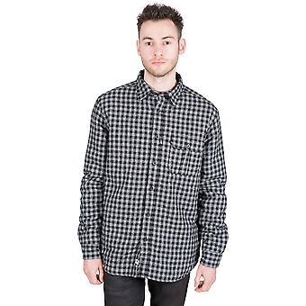 Trespass Mens Sheedacallee Long Sleeve Check Shirt