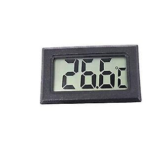 Waterproof, Lcd Digital Thermometer For Fish Tank And Probe Line