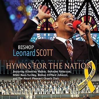 Bishop Leonard Scott - Hymns for the Nation [CD] USA import