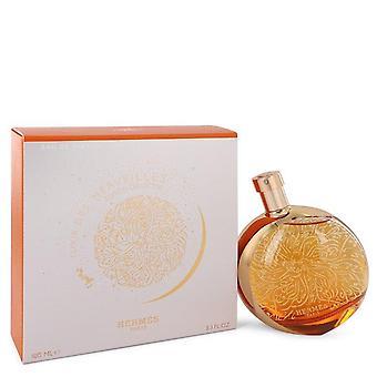 Elixir Des Merveilles Eau De Parfum Spray (Collector Edition) par Hermès 3,3 oz Eau De Parfum Spray