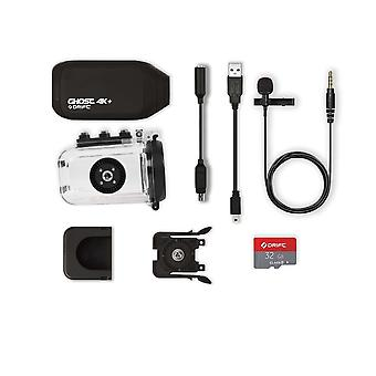 4k Plus Action Sports Camera With Wifi, Touch Lcd Screen And Bluetooth
