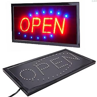 Open Signs For Business Store A Switch Us Plug M04