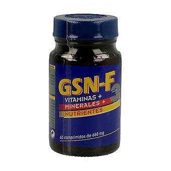 GSN-F3 60 tablets of 463mg