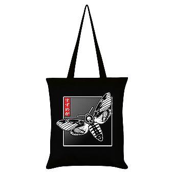 Oortodoxa Kollektiva Orientaliska Death Head Motth Tote Bag