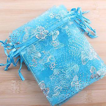 バタフライデザインポーチ、ジュエリー包装袋