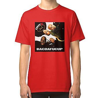 Bcdfcp T paita Onyx Bacdafucup Eminem