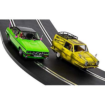 Scalextric C4179A Only Fools and Horses Cars Twin Pack