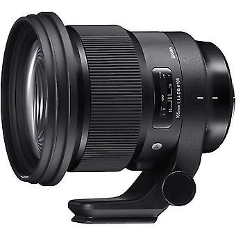 Sigma 259965 105mm f/1.4-16 lente de cámara prime fija estándar, negro para sony e mount