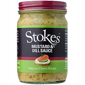 Stokes Mustard and Dill Sauce