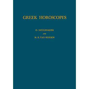Greek Horoscopes by O Neugebauer - 9780871690487 Book