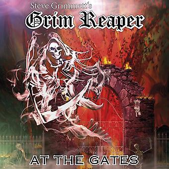 Steve Grimmett'S Grim Reaper - At The Gates [Vinyl] USA import