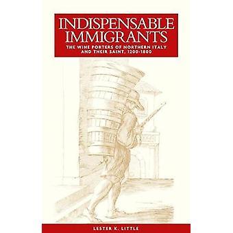 Imigrantes indispensáveis Os Carregadores de Vinho do Norte da Itália e seus Saint 12001800