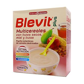 Blevit Plus Nuts, honey and fruits 600 g