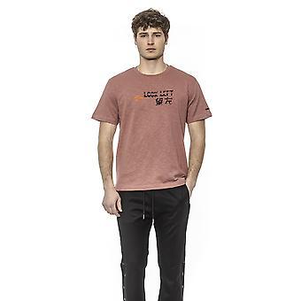 Pink Men's Men's T-shirt