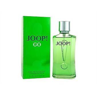 JOOP! Go Eau de Toilette 100ml Spray Men's - NEW. EDT - For Him