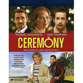 Ceremony [BLU-RAY] USA import