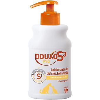 Ceva Douxo S3 PYO Moisturising Disinfectant Shampoo for Dogs and Cats