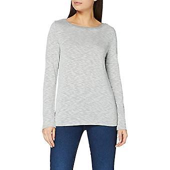 ESPRIT 090EE1K307 T-Shirt, 044/grijs Licht 5, XS Vrouw