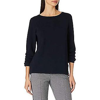 Cecil 315794 T-Shirt, Deep Blue, Small Woman