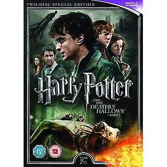 Harry Potter and the Deathly Hallows - Part 2 Special Edition DVD