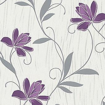 ASC Lotus Purple Wallpaper