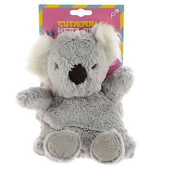 Cutiemals Koala Microwavable Snuggables Peluche Wheat Heat Pack