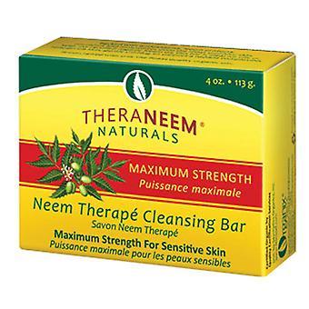 Organix South Maximum Strength Neem Oil Soap, Fragrance Free 4 oz