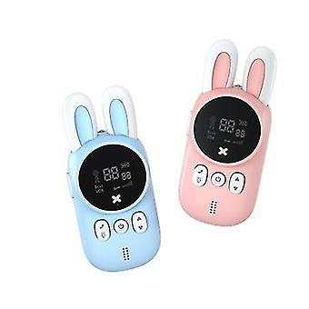 Children's Walkie Talkies, 3Km Handheld Wireless Communication for Indoor