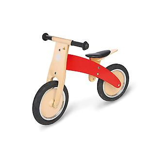 Laufrad Jojo, aus Holz, unplattbare Bereifung, umbaubar vom Chopper zum Laufrad, für Kinder von 2