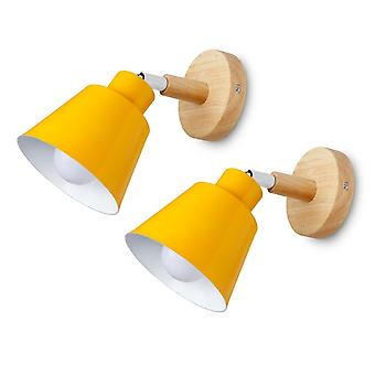 Moderne minimalistische wandlamp, tafel slaapkamer wandlampen