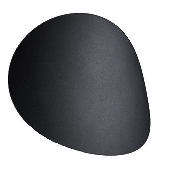 Flush Lampa ścienna Czarny G9