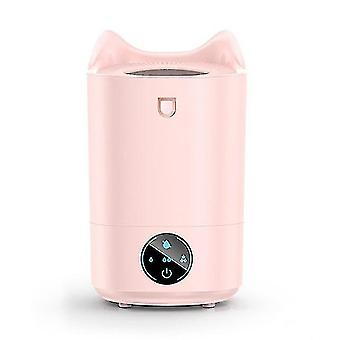 High quality 4000ml home air humidifier cool mist aroma diffuser coloful led light heavy fog #4660