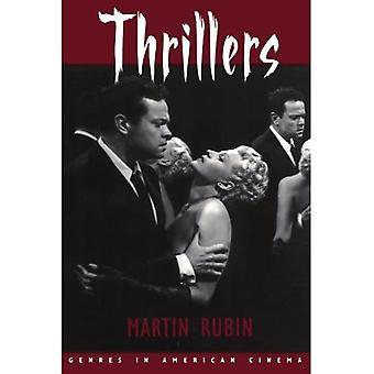 Thrillers (Genres in American Cinema) (Genres in American Cinema)