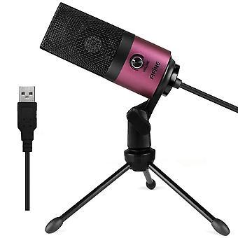 Kissan metallinen USB-lauhduttimen tallennusmikrofoni