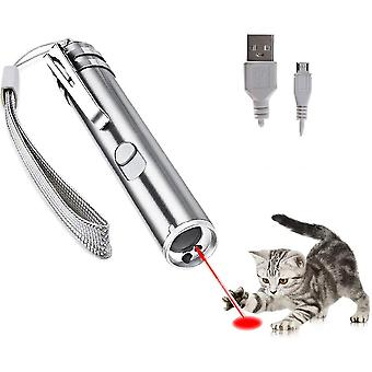 Laser Pointer For Catusb Rechargeable, Cat Dog Interactive
